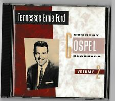 Tennessee Ernie Ford  Country Gospel Classics Volume 2 - CD