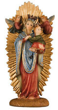 MOTHER OF PERPETUAL HELP 140mm RESIN STATUE - CANDLES CRUCIFIXES PICTURES LISTED