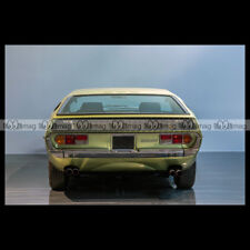 #pha.002971 Photo LAMBORGHINI ESPADA 400 GT 1968-1969 Car Auto