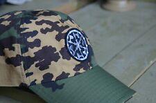 Thunder shield of Perun (Gromovnik, Yarovrat) Slavic Axes cap in Partizan camo