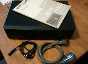 Grundig Videorekorder GV 8000 SV/1