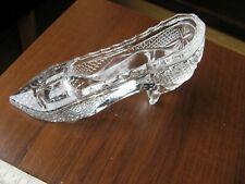 Vintage Crystal Women's Shoe USSR, Souvenir