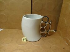 Fisticup Knockout Coffee Mug, 2009 Fred, Jean Karich Design (Used/EUC)