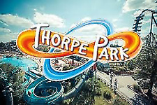 Thorpe Park Ticket (4 avail) Wednesday Weds 30th June 2021