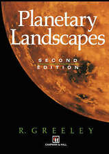 Planetary Landscapes by Greeley, Ronald (Paperback book, 1994)