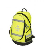 First Aid Hi-Vis Rucksack/Work Bag - Paramedic First Responder Ambulance