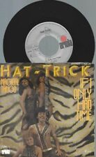 "7""   Hat-Trick ‎– If I Only Had Time"