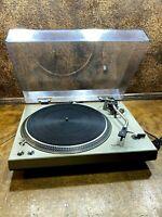 Vintage TECHNICS SL-1500 Direct Drive Stereo TURNTABLE w Ortofon OM 5E Cartridge