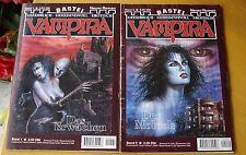 Vampira  2 Hefte zum Aussuchen / zur Auswahl