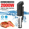Digital LCD Sous Vide Precision Cooker Immersion Circulator Slow Cooker 2000W