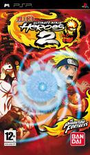 Videogame Naruto - Ultimate Ninja Heroes 2 - The Phanto