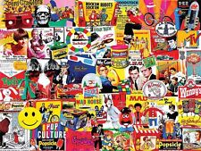 Pop Culture 1000 piece jigsaw puzzle   760mm x 610mm   (wmp)