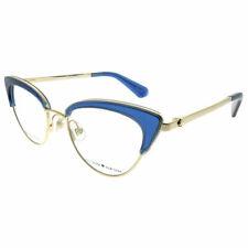 Kate Spade Jailyn PJP Blue Plastic Cat-Eye Eyeglasses 50mm