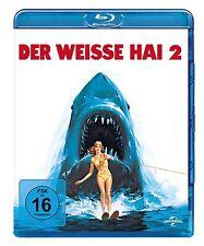 JAWS II - EL BLANCO TIBURÓN 2 Jeannot Szwarc ROY SCHEIDER Shark Horror BLU-RAY