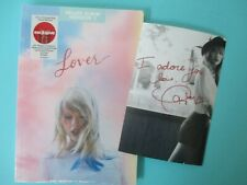 IN STOCK TAYLOR SWIFT 2019 CD LOVER (DELUXE EDITION VERSION 1) + Photo