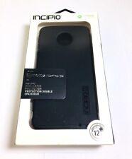 Incipio DualPro Impact Protection Case/Cover For Motorola Moto Z Droid in Black