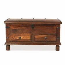 Wooden Traditional Blanket Chests