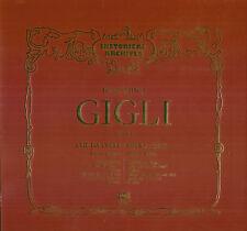 """BENIAMINO GIGLI """"ARIE DA OPERE/OPERA ARIAS"""" VOL. I BOX 7 LP NUOVO EMI"""