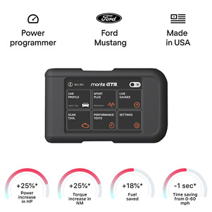 Ford Mustang GT smart tuning chip power programmer performance race tuner