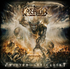 Kreator - Phantom Antichrist [New CD] With DVD, Deluxe Edition