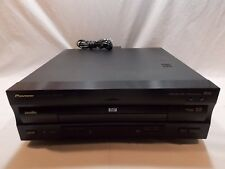 Pioneer DVL-919 - Vintage Laserdisc Player - FOR PARTS OR REPAIR ONLY!