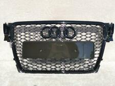 AUDI A4 S4 RS4 2008-2011 FRONT BUMPER GRILL FRONT GRILL RS STYLE [B8RS4-1]