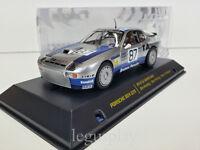 Scx Scalextric Falcon Slot Cars Ref. 02005 Porsche 924 GTR Brumos '82 24H. Lm