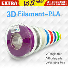 3D Filamento PLA para impresora 3D Impresion Pluma 1.75mm 1KG For 3D printer ES