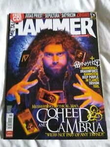 Metal Hammer #153 JUN 2006: COHEED & CAMBRIA Rammstein MINISTRY Deathstars BMTH