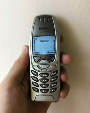 Nokia 6310i Silver! rare vintage COLLECTIBLE cell phone UNLOCKED US Seller!