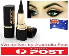MISS ROSE(USA Brand) Long-Lasting Waterproof Black Eyeliner Kajal Eye Shimmer
