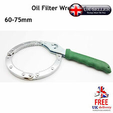 Auto Car Truck 60 to 75mm Diameter Oil Filter Spanner Wrench Repair Tool