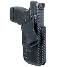 Black Scorpion Gear IWB Kydex Holster fits Springfield Hellcat OSP - Low Profile