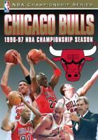 CHICAGO BULLS 1996-97 CHAMPIONSHIP SEASON NEW DVD