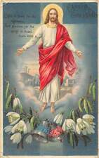 Easter Greetings, Light sown for the righteous, Jesus Christ, Snowdrops, Bells