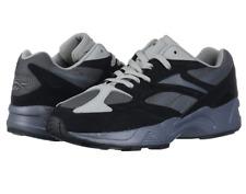 Reebok Men's AZTREK 96 Sneaker | Black/True Grey/Chalk | 12 M US