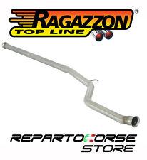 RAGAZZON TUBO CENTRALE NO SILENZIATORE PEUGEOT 206cc 1.6 16V 80kW 01->55.0033.00
