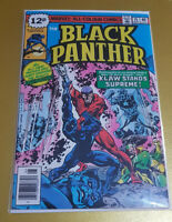 Black Panther #15 May. 1979 Bronze Age Marvel📖 1st Print NM+ 9.6 Feat: Avengers