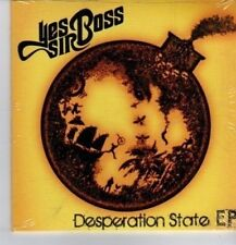 (CT947) Yes Sir Boss, Desperation State EP - CD