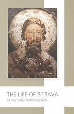 The Life of st Sava-ExLibrary