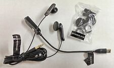 New OEM HTC Stereo Headset myTouch 3G Black T-Mobile
