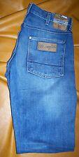 WRANGLER jeans Crank stone invecchiato Blu W32L34