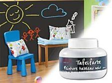 (3,45€/100 ml) TAFELFARBE 200 ml für mit Kreide beschriftbare Wände - NEU