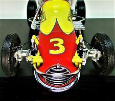 Coche De Carreras inspiredby FERRARI F 1 GP 18 1960s 43 Vintage 24 CAROUSEL