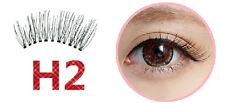 H2 lot Half Mini Corner Winged False eyelashes Cute eye lashes Fake lashes exten