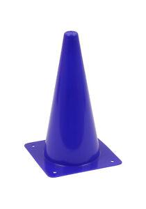 Hütchen - Pylonen - Kegel - 30 cm - Blau Gelb Orange Rot Grün Kegelhütchen