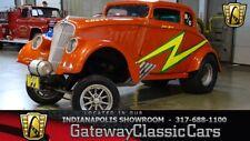 1933 Willys Gasser Replica