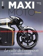 MAXI MOTO 1 HONDA CBX 1000 MARTIN JAPAUTO VX KAWASAKI 1135 GG H2 Vincent EGLI