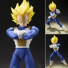 S.H. Figuarts Dragonball Z Super Saiyan Vegeta 2.0 action figure Bandai