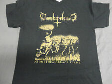 CHAOSBAPHOMET - Promethean Black Flame T-Shirt